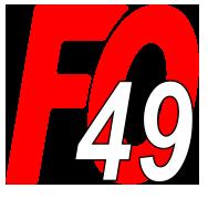 Logo FO Maine et Loire